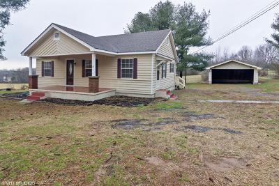 Whitwell Single Family Home For Sale: 2647 Alvin York Hwy
