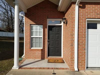 Chattanooga TN Townhouse For Sale: $196,900