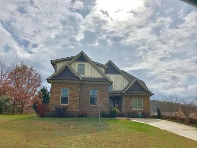 Hixson Single Family Home Contingent: 5882 Sunset Canyon Dr