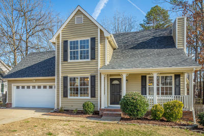 Chattanooga Single Family Home For Sale: 2416 Charleston Sq