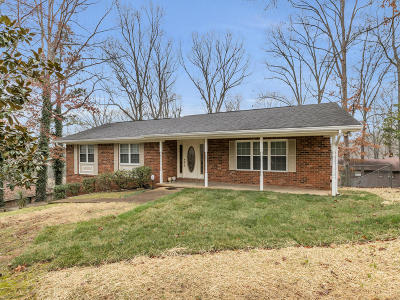 Chattanooga Single Family Home For Sale: 1009 Woodfinch Tr