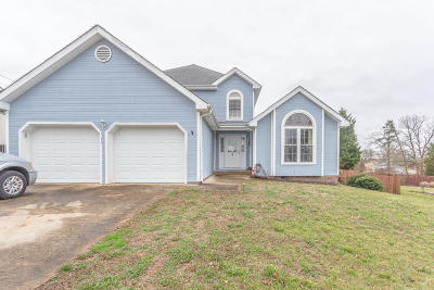 Soddy Daisy Single Family Home For Sale: 10002 Rolling Wind Dr #130