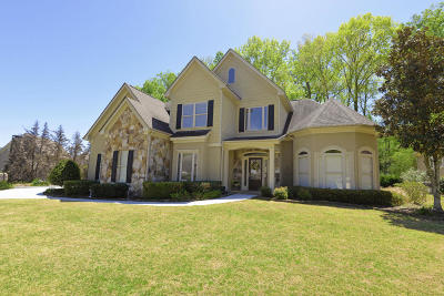 Chattanooga Single Family Home For Sale: 4169 Obar Dr