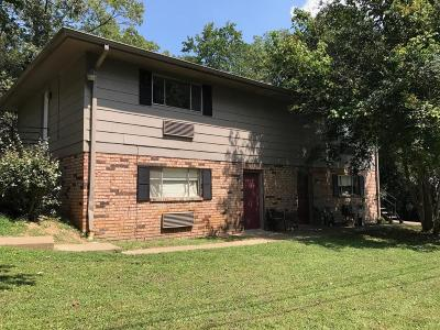 Chattanooga Multi Family Home For Sale: 315 W Ridgewood Ave