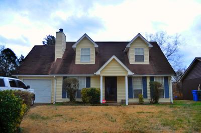 Chattanooga Single Family Home For Sale: 2604 Standifer Chase Dr