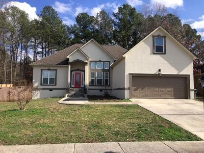 Chattanooga Single Family Home For Sale: 8452 Lady Slipper Rd
