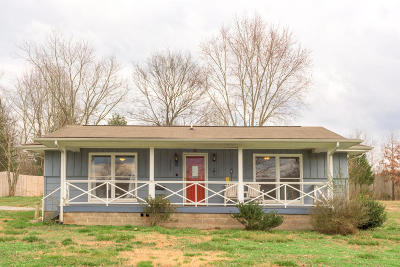 Hixson Single Family Home For Sale: 7524 Middle Valley Rd