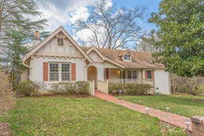 Lookout Mountain Single Family Home For Sale: 202 Prospect Way