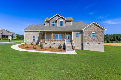Soddy Daisy Single Family Home For Sale: 1184 Summercrest View