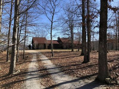 Marion Single Family Home For Sale: 2183 Stagecoach Rd