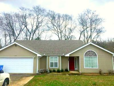 Chattanooga Single Family Home For Sale: 2508 Standifer Oaks Rd