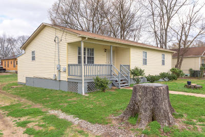 Chattanooga Single Family Home For Sale: 1713 Newell Ave