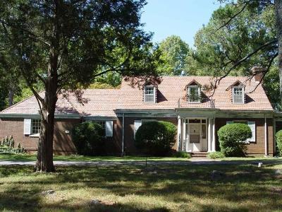 Cleveland Single Family Home For Sale: 3521 N Ocoee St