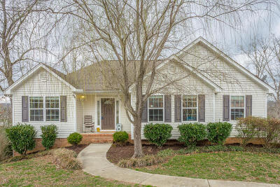 Ooltewah Single Family Home Contingent: 6643 Bucksland Dr