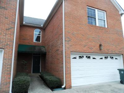 Chattanooga Townhouse For Sale: 1900 Rosebrook Dr