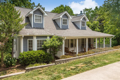 Chattanooga Single Family Home For Sale: 513 Lindcrest Cir