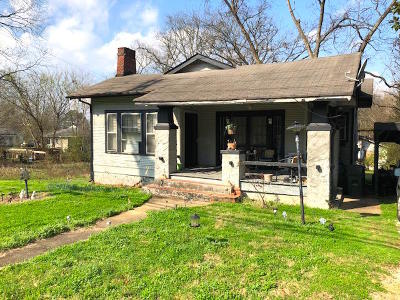 Chattanooga Single Family Home For Sale: 3307 Dodson Ave