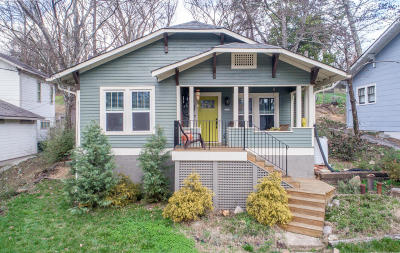 Chattanooga Single Family Home For Sale: 707 Boylston St