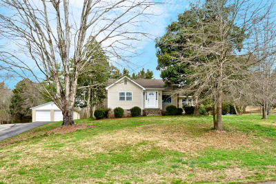 McDonald Single Family Home For Sale: 6009 Tallant Rd