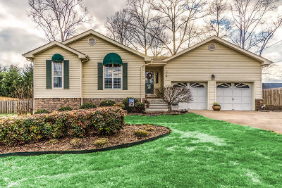 Soddy Daisy Single Family Home For Sale: 2524 Westwind Dr