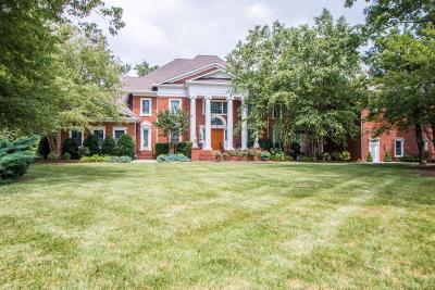 Signal Mountain Single Family Home For Sale: 515 Gentlemens