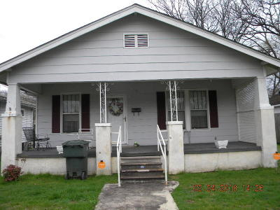 Chattanooga Single Family Home For Sale: 3402 6th Ave