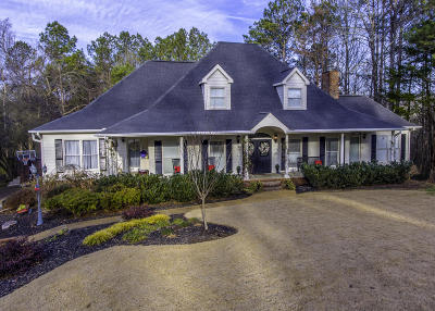 Ooltewah Single Family Home For Sale: 8331 Mill Race Dr