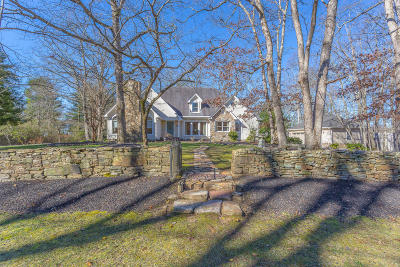 Signal Mountain Single Family Home For Sale: 4107 Anderson Pike