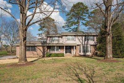 Hixson Single Family Home For Sale: 6866 Ivanwood Dr