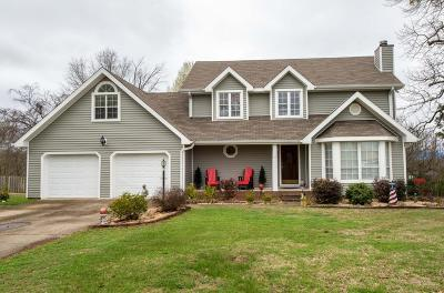 Ringgold Single Family Home For Sale: 259 Debbie Ln