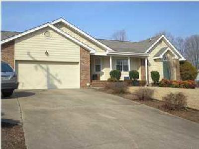 Soddy Daisy Single Family Home Contingent: 2223 Chimney Hills Dr