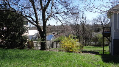 Chattanooga Single Family Home Contingent: 1002 Forest Ave