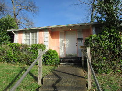 Chattanooga Single Family Home For Sale: 624 N Germantown Rd