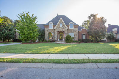 Chattanooga Single Family Home For Sale: 3111 Reflecting Dr