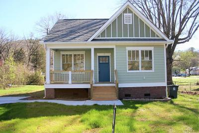 Chattanooga Single Family Home For Sale: 5472 Florida Ave