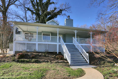 Chattanooga Single Family Home For Sale: 6075 Browntown Rd
