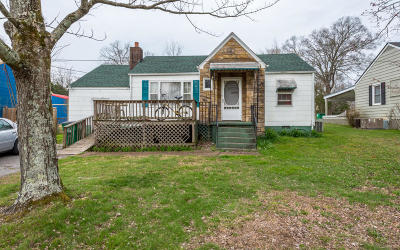 Chattanooga Single Family Home For Sale: 1603 Maxwell Rd