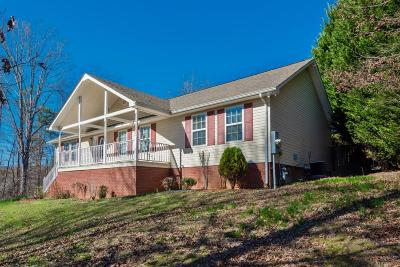 Soddy Daisy Single Family Home Contingent: 189 E Highwater Rd