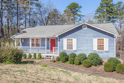 Ooltewah Single Family Home Contingent: 5323 Hunter Village Dr