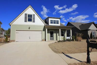 Chattanooga Single Family Home Contingent: 4788 Preserve Dr #65