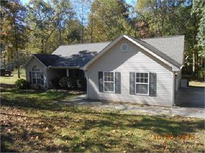 Trenton Single Family Home For Sale: 2806 Back Valley Rd