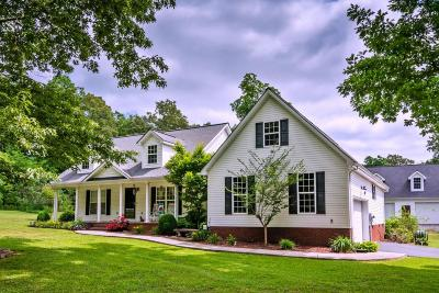 Dunlap Single Family Home For Sale: 134 Blue Sewanee Rd