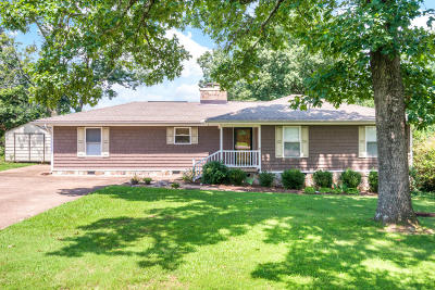 Hixson Single Family Home Contingent: 5617 Crestview Dr