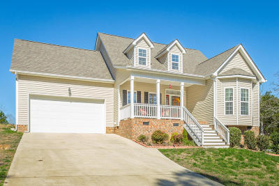 Soddy Daisy Single Family Home For Sale: 12141 Floyd Brown Rd