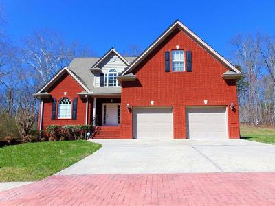 Soddy Daisy Single Family Home Contingent: 1517 Leighton Dr