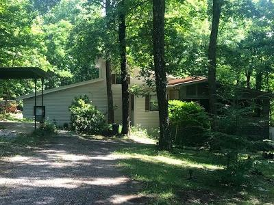 Signal Mountain Single Family Home For Sale: 82 Woodland Way