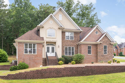 Ooltewah Single Family Home For Sale: 8720 Dayflower Dr