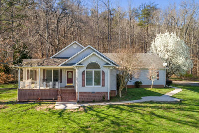Rising Fawn Single Family Home Contingent: 2120 Byrds Chapel Rd