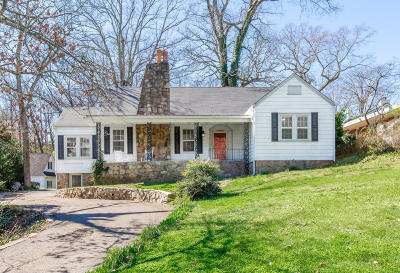 Chattanooga Single Family Home For Sale: 1811 Hixson Pike