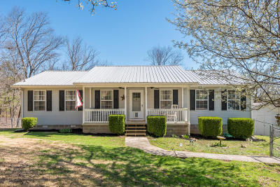 Lookout Mountain Single Family Home For Sale: 81 Phillips Ln